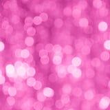Fundo do borrão do rosa do dia de mães - foto conservada em estoque Fotografia de Stock Royalty Free