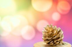 Fundo do borrão e luz coloridos do borrão Foto de Stock Royalty Free