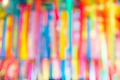 Fundo do borrão e luz coloridos do borrão Fotos de Stock