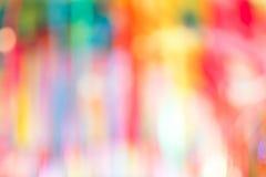 Fundo do borrão e luz coloridos do borrão Imagens de Stock Royalty Free