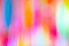 Fundo do borrão e luz coloridos do borrão Imagem de Stock