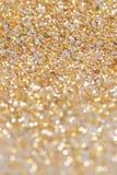 Fundo do brilho do ouro e da prata do ano novo do Natal Textura abstrata do feriado imagem de stock royalty free