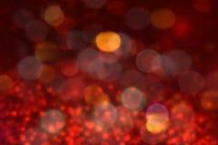 Fundo do brilho do Natal com espaço da cópia ilustração royalty free