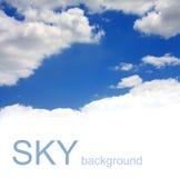 Fundo do céu Fotos de Stock