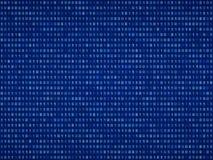 Fundo do código binário de Digitas ilustração do vetor