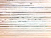 Fundo do caderno Imagens de Stock