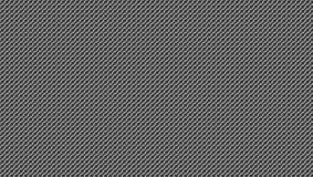 Fundo do carbono do metal Foto de Stock