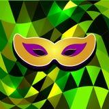 Fundo do carnaval da máscara ilustração do vetor