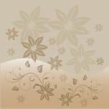 fundo do cartão Imagens de Stock Royalty Free