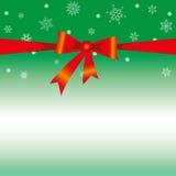 Fundo do cartão de Natal Imagens de Stock Royalty Free