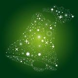 Fundo do cartão de Natal Imagem de Stock