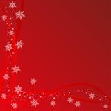 Fundo do cartão de Natal Imagem de Stock Royalty Free