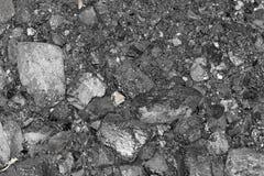 Fundo do carvão preto Fotografia de Stock Royalty Free