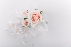 Fundo do casamento Imagem de Stock Royalty Free
