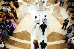 Fundo do casamento Imagens de Stock Royalty Free