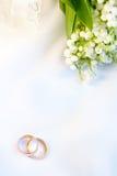 Fundo do casamento foto de stock