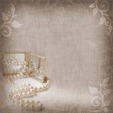 Fundo do casamento, do feriado ou do aniversário Imagens de Stock Royalty Free