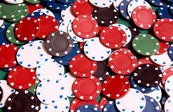 Fundo do casino fotografia de stock
