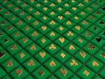 Fundo do casino Foto de Stock