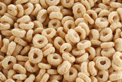 Fundo do cereal Foto de Stock Royalty Free