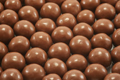 Fundo do chocolate Fotografia de Stock