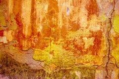 Fundo do clássico da parede do Grunge Textura do Grunge da cor Estilo velho foto de stock