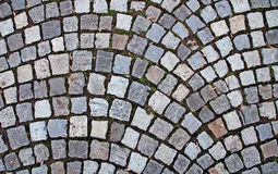 fundo do cobblestone Imagem de Stock Royalty Free