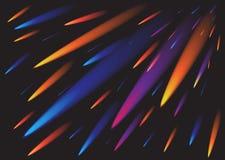 Fundo do cometa Fotos de Stock Royalty Free