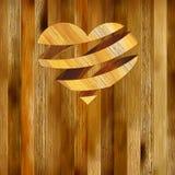 Fundo do conceito do dia de Valentim. + EPS8 Imagem de Stock Royalty Free