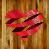 Fundo do conceito do dia de Valentim. + EPS8 Fotografia de Stock