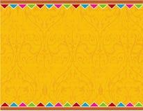 Fundo do convite/cartão Fotografia de Stock