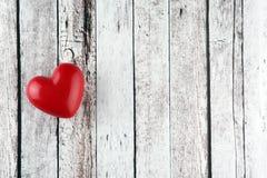 Fundo do coração Fotografia de Stock