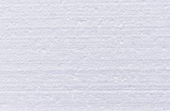 Fundo do corte do poliestireno espumado branco fotografia de stock