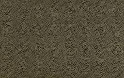 Fundo do couro sintético do verde azeitona de Brown Imagens de Stock Royalty Free