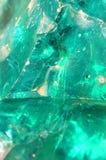 Fundo do cristal Imagens de Stock Royalty Free