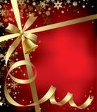 Fundo do cumprimento do Natal & dos Novo-Anos Imagens de Stock