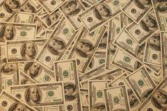 Fundo do dólar Imagem de Stock Royalty Free