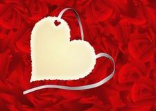Fundo do dia de mãe/dia de Valentim Imagens de Stock