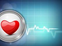 Dia de saúde de mundo, Imagem de Stock
