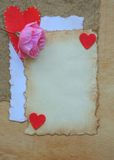 Fundo do dia de Valentim Imagens de Stock