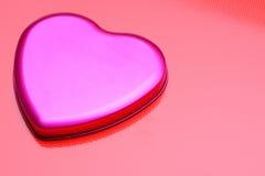 Fundo do dia de Valentim com corações. Imagem de Stock