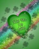 Fundo do dia do St Patrick ilustração do vetor