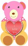 Fundo do dia do Valentim Foto de Stock