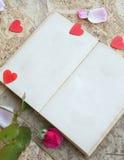 Fundo do dia do Valentim Fotos de Stock Royalty Free