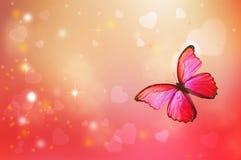 Fundo do dia do Valentim Imagem de Stock Royalty Free
