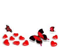 Fundo do dia do Valentim Fotografia de Stock Royalty Free