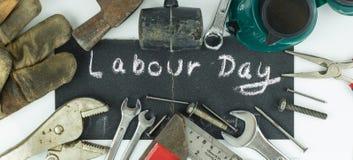 Fundo do dia Labour Fotografia de Stock Royalty Free
