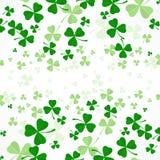 Fundo do dia do St Patricks Foto de Stock