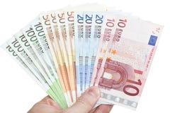 Fundo do dinheiro Fotografia de Stock