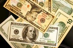 Fundo do dinheiro Imagem de Stock